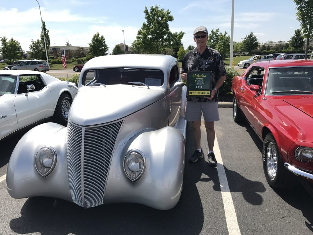 Vintage Auto Club And Cabela 39 S Charity Car Show And Cruise In